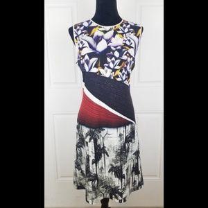 Clover Canyon dress Large Floral Knee Length